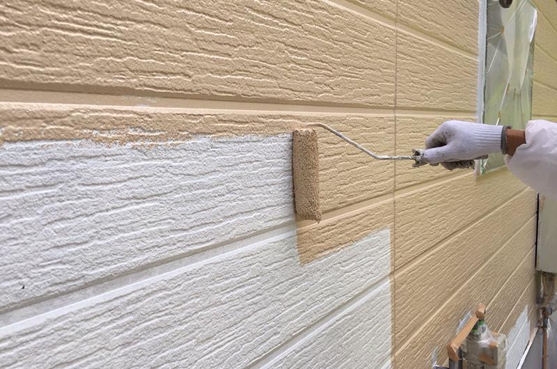 外装塗装工事